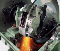 Areas of application - industrial friction linings MICKE Brühmann GmbH